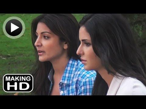 Making Of The Film - The Soul Of Jab Tak Hai Jaan | Part 2 | Shah Rukh Khan | Katrina Kaif | Anushka