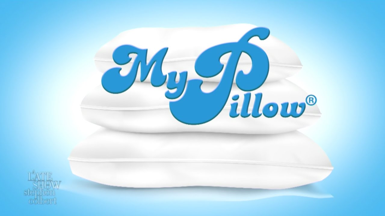 """Download """"MyPillow"""" Is The Secret Weapon Of The Insurrection"""