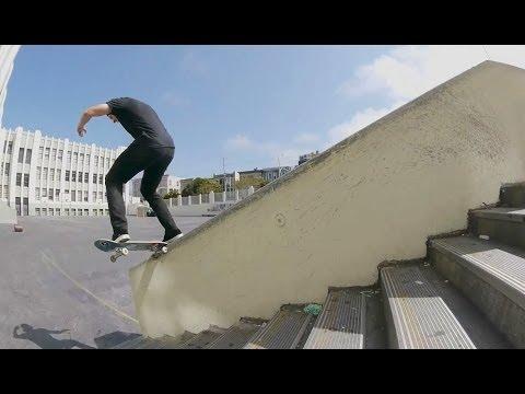 Bay Mode Part 1 - A Skateboarding Journey Through San Francisco