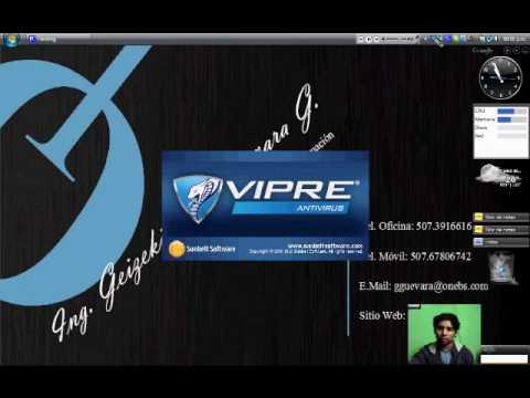 Descarga Gratis Antivirus VIPRE Internet Security 2017 FULL   FunnyCat.TV
