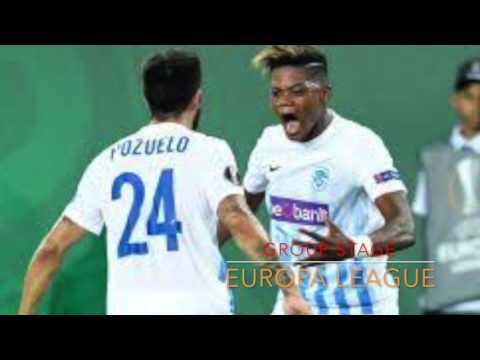 KRC Genk Europa League 2016 -2017
