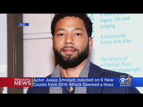 Jussie Smollett Indicted On 6 New Charges Related To Attack Police Called A Hoax