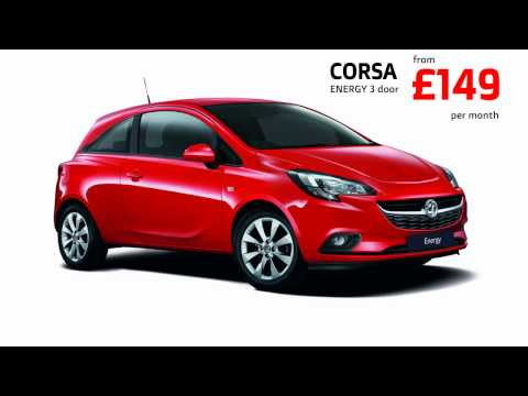 Vauxhall Corsa 0%  APR Offers March 2017