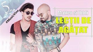 MATTEO SI UDDI LECTII DE AGATAT (#MusicVine Matteo Uddi-Esti buna Marie)