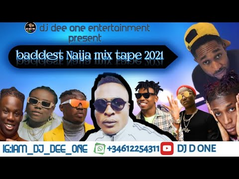 AFROBEAT PARTY MIX 2021 ft NAIRA MARLEY ZLATAN FOCUS LIL KESH PERSONALITY BOY BY (DJ DEE ONE) afrob