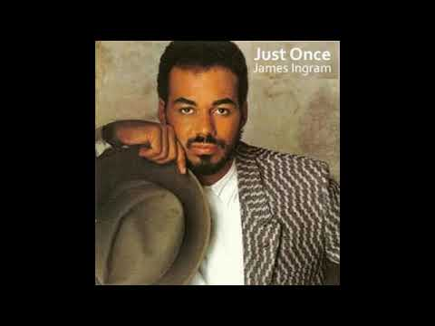 A Tribute To James Ingram - Just Once