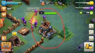 Clash of Clans- ON DEBLOQUE LE HEROS DU VILLAGE DE NUIT