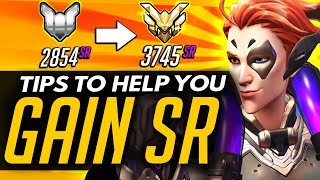 Overwatch | 8 Tips to Help You CLIMB - Common Platinum & Diamond Ranked Mistakes