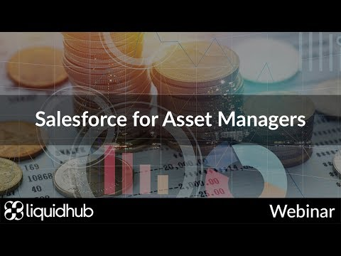 Salesforce for Asset Managers