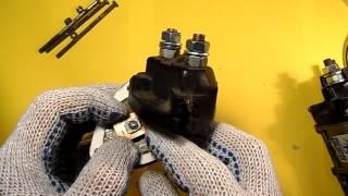 Ремонт втягивающего реле стартера своими руками(, 2014-01-10T20:26:02.000Z)