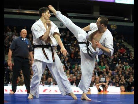 Karate Kyokushinkai European Championships