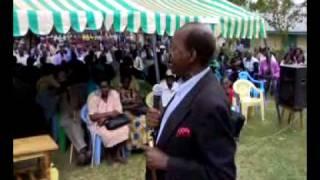 hon oluoch kanindo addressing the public part one