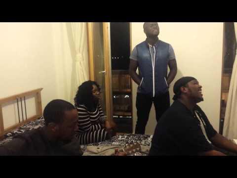 NyashaT & United Praisers - Make Me Whole