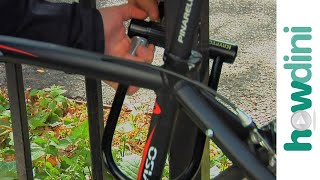 Bike locks: How to properly lock up a bicycle