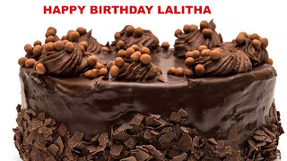 Lalitha - Cakes Pasteles_1938 - Happy Birthday