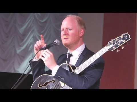 Bjorn Vidar Solli Quartet concert at Vologda Philharmonic Hall (Norway - Russia - USA)