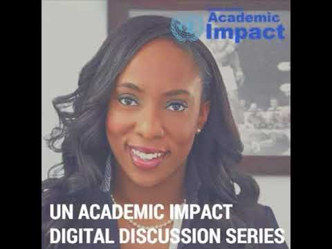 [Digital Discussion Series] Women in Science Technology and Innovation Jessica Matthews