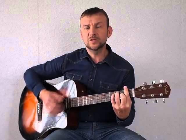Александр Казак - Сердце матери (Авторская песня под гитару)