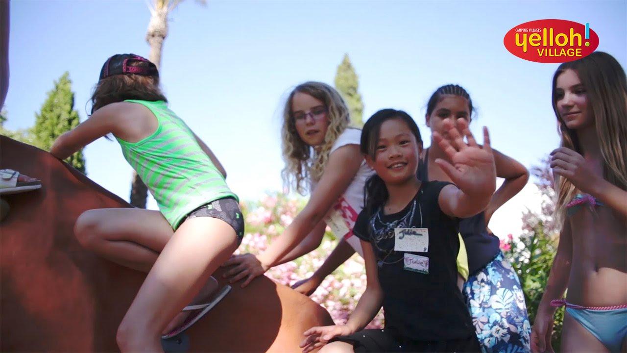 Spring Break nue les adolescents