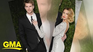 Fans stunned after Miley and Liam announce they're splitting up | GMA