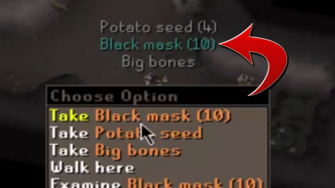 Black gloves osrs - Osrs Hardcore Ironman 23 Road To Godsword Black Mask And Desert Treasure