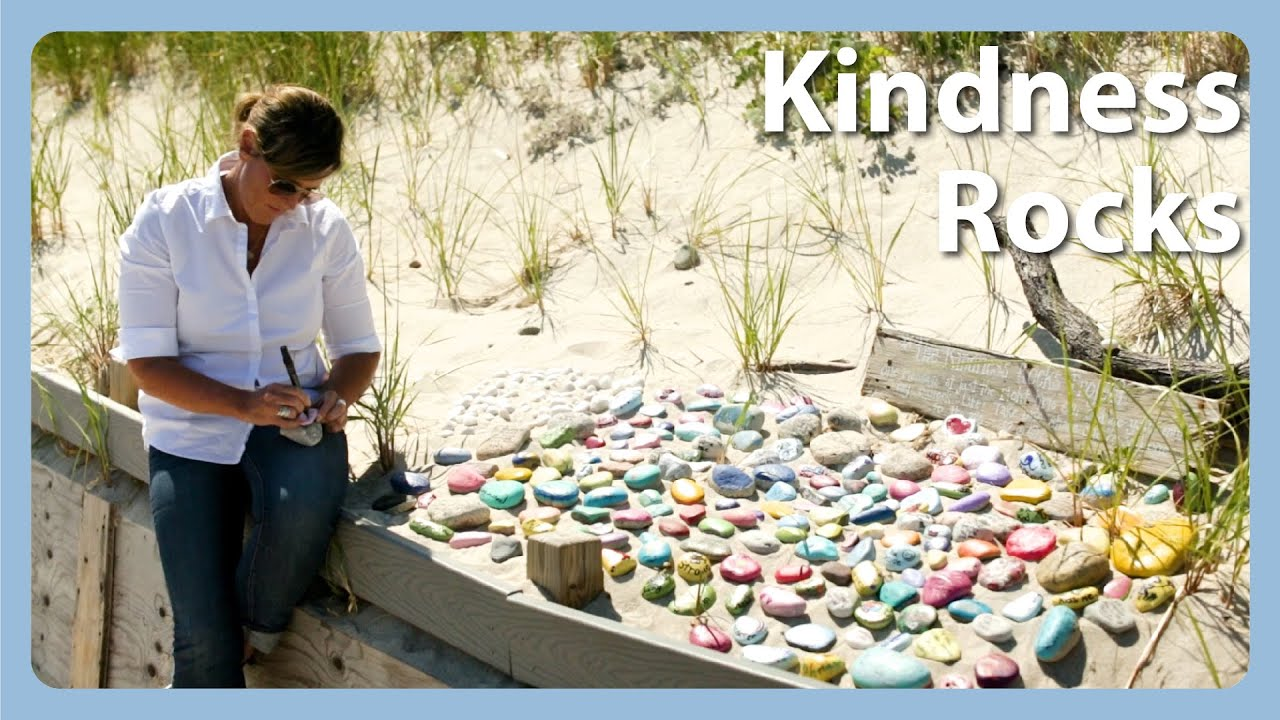 Image result for kindness rocks