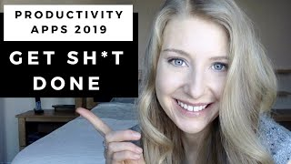 Best Productivity Apps Save Time And Get More Done 2019