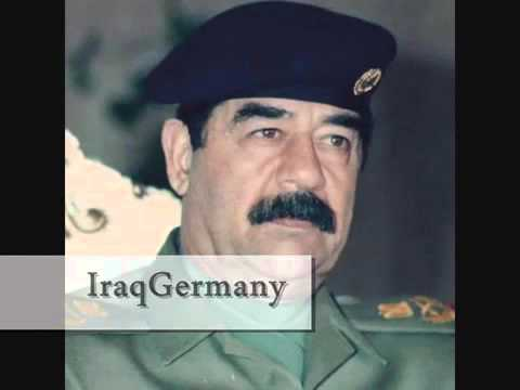 Iraq's Saadoun hammadi talks with Saddam Hussein about Kurds (Arabic Language) Audio