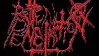 Rotten Penetration  - Ruptured in Purulence (Carcass Cover)