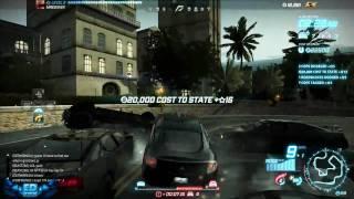 Need For Speed World Online Beta Pc Gameplay Maximum Settings 720p HD