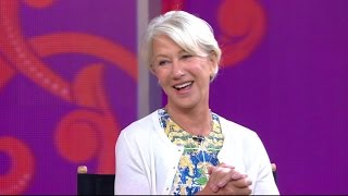 Helen Mirren Interview 2014: Actress Sheds Light on Her New Role in 'The Hundred Foot Journey'