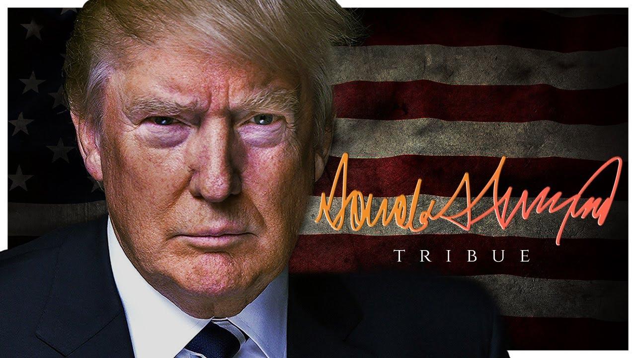 Donald J. Trump Tribute - AMERICA IS BACK - U.S Military