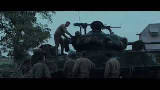 Fury - Clip: Hold This Crossroad - At Cinemas October 22