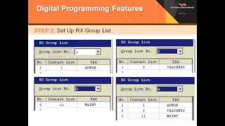 how to program vertex standard everge evx 530 series radios