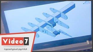 بالفيديو..أحدث ابتكار لطلاب هندسة القاهرة: جناح طائرة يغير شكله لمناسبة ظروف الطيران