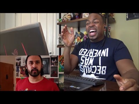 The Reel Rejects - Avengers End Game Reaction Sketch - REACTION!!!