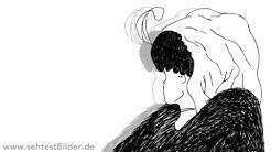 Optical illusion: old or young woman? Solution!