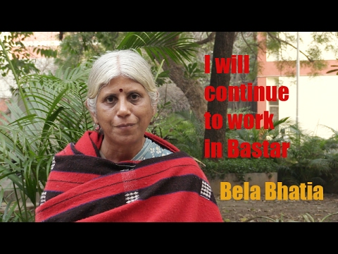An Interview with Bela Bhatia After the Attack on her Residence in Bastar