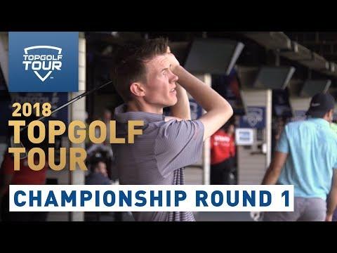 2018 Topgolf Tour | Championship Round 1 | Topgolf