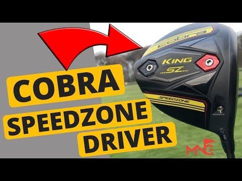 Interesting! Cobra SZ SpeedZone Driver VS Cobra F9