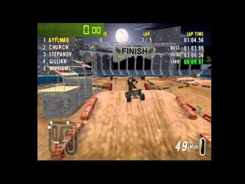 Speedrun: ATV Offroad Fury 2-Trenton (5 Lap Race) [WR] [5m 15s]