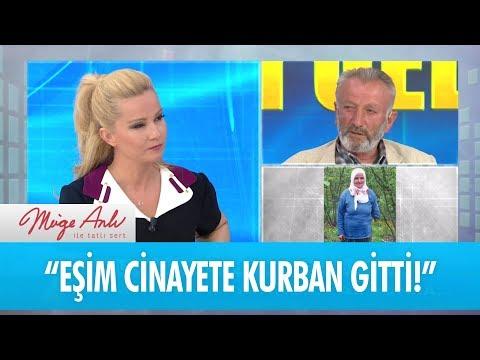 'Eşim Fatma Demir cinayete kurban gitti!' -  Müge Anlı İle Tatlı Sert 19 Nisan 2018