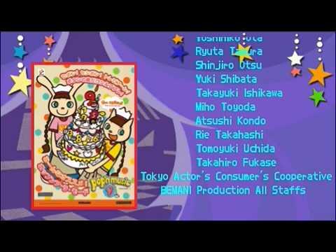 Pop'n Music Portable 2 Ending Credits