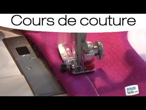 couture les points stretch youtube. Black Bedroom Furniture Sets. Home Design Ideas