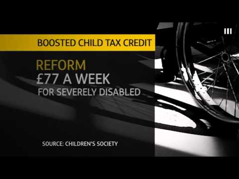 Government suffers another defeat on welfare reform plans. disabled children