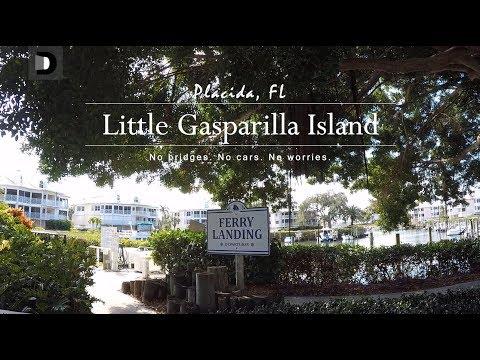 Little Gasparilla Island | 5 Acres for Sale with Beach House | Placida FL