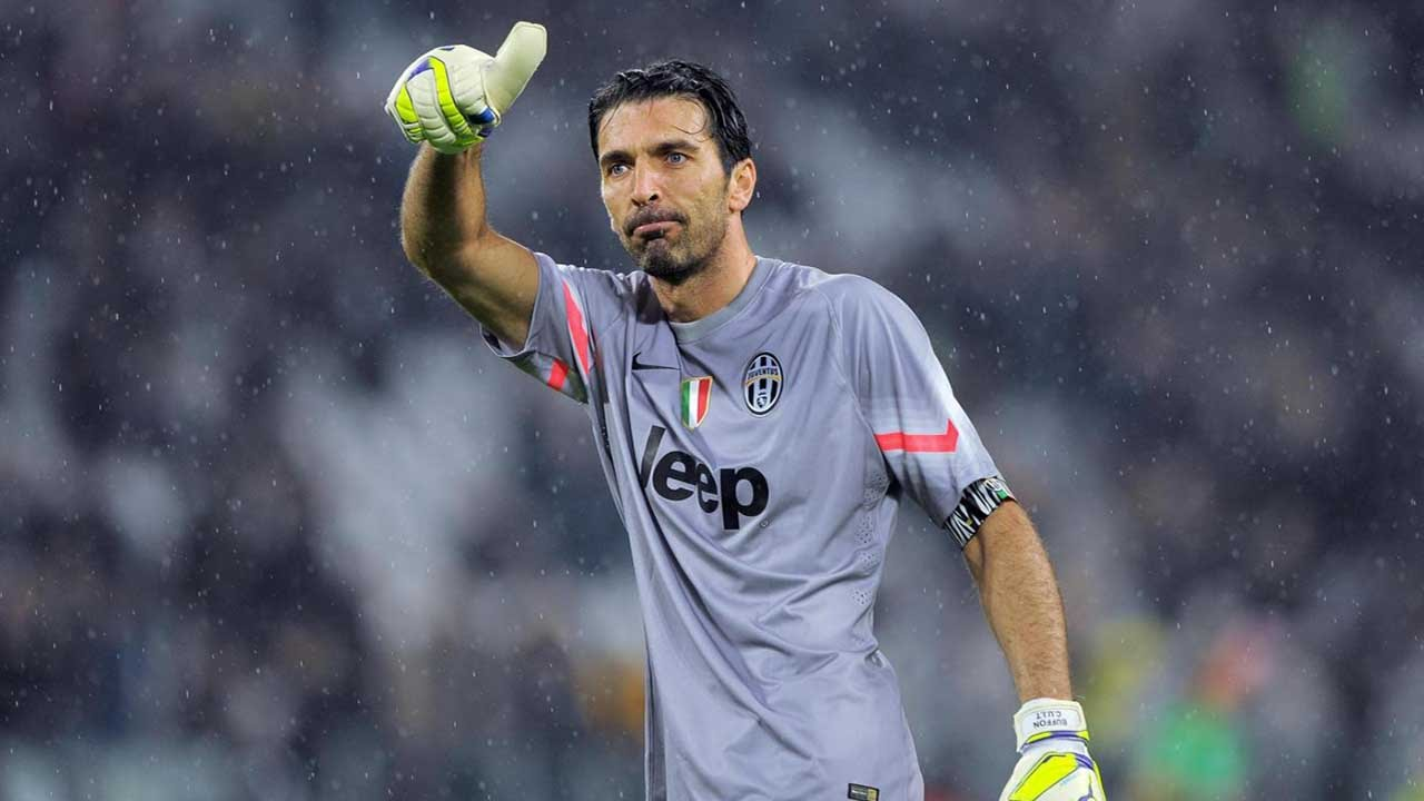 Buffon e la Juventus, insieme #FinoAllaFine - Buffon and Juventus, together #FinoAllaFine