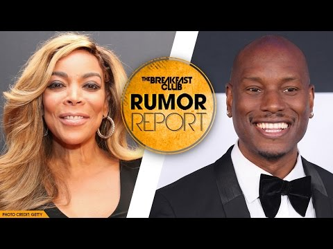 "Wendy Williams Questions Tyrese's Manhood: ""He Likes Men"""