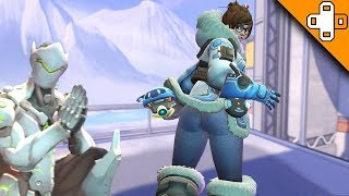 When the Booty Needs a NERF - Overwatch Funny & Epic Moments 623