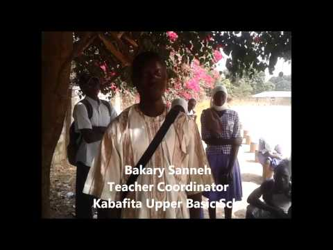 YVE The Gambia 2014 Annual Activity Video